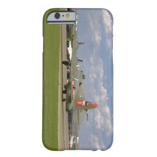 B17 On Ground, Right Rear_WWII Planes Barely There iPhone 6 Case