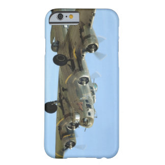 B17 'Sentimental' In Air._WWII Planes Barely There iPhone 6 Case