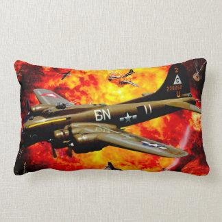 B17 Squadron Lumbar Pillow