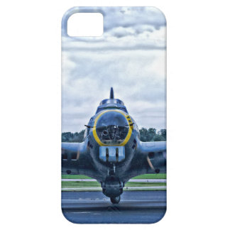 B17 Vintage Airplane Aircraft Flying iPhone SE/5/5s Case