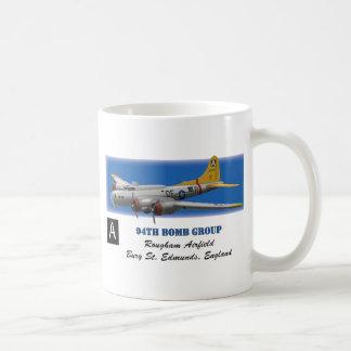 B17G 94th Bomb Group Classic White Coffee Mug
