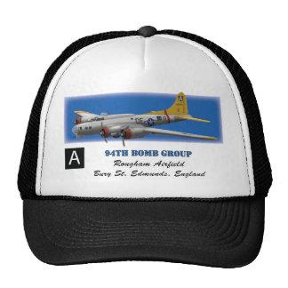 B17G 94th Bomb Group Trucker Hat