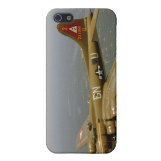 B17G and B52H in Flight iPhone SE/5/5s Cover