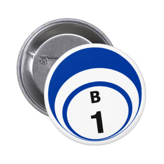 B1 Bingo Ball button