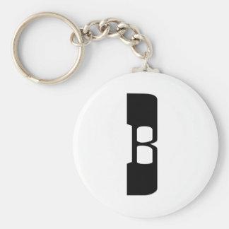 B1 LLAVERO REDONDO TIPO PIN