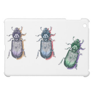 B1 Patent Leather Beetle Cover For The iPad Mini