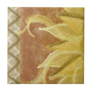 B1 - Sunface Mural, Middle Left - B1 Ceramic Tile