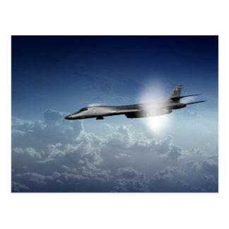 B1 Supersonic Postcard