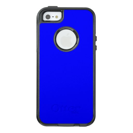iphone 5s blue b21 bouncy bright blue color otterbox iphone 5 5s se 11170