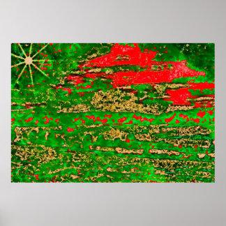 b223 Landscape-mod-pastel2b-copy Posters