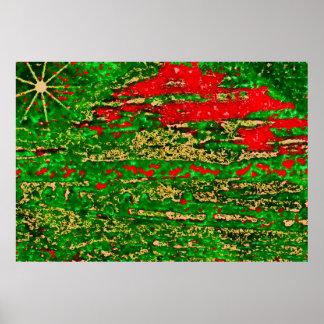 b228 Landscape-mod-pastel2b-copy Poster