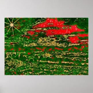 b229 Landscape-mod-pastel2b-copy Posters