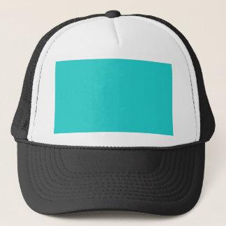 B22 Natural Robin's Egg Blue Color Trucker Hat