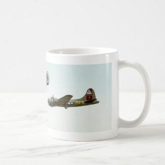B24 and B17 Flying Mug