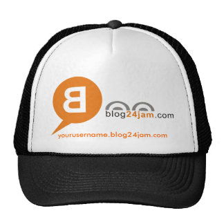b24 Cap Trucker Hat