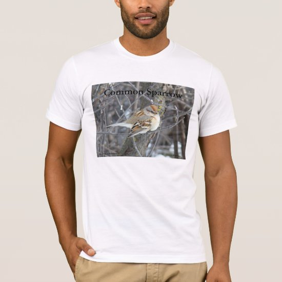 B24 Common Sparrow T-Shirt