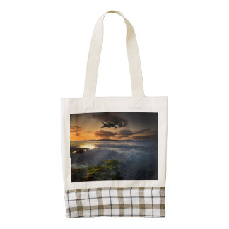 B25 Mitchell Zazzle HEART Tote Bag
