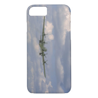 B29 Flying. (plane_WWII Planes iPhone 8/7 Case
