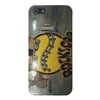 """B29 Superfortress """"Bockscar"""" Cover For iPhone SE/5/5s"""