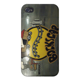 """B29 Superfortress """"Bockscar"""" Covers For iPhone 4"""