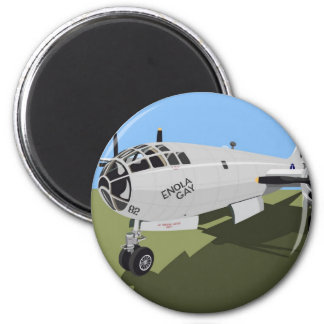 B29 Superfortress Bomber Refrigerator Magnets