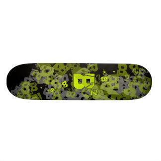 b2 arrows skateboard deck