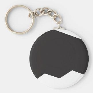 B2 Spirit Bomber Basic Round Button Keychain
