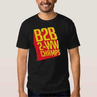 B2B 2xWW Champs T-Shirt
