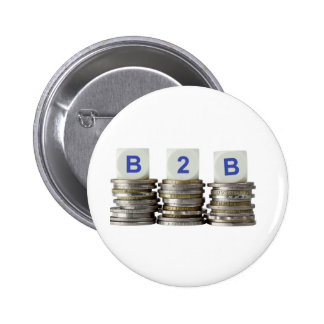 B2B - Business to Business Button