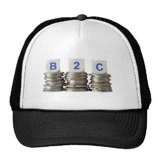 B2C - negocio al consumidor Gorras