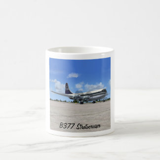 B377 Stratocruiser Airliner Coffee Mug
