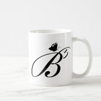 B3 Logo Classic White Coffee Mug