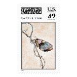 B4 Promethea Moth CF CMYK Mac Postage Stamp