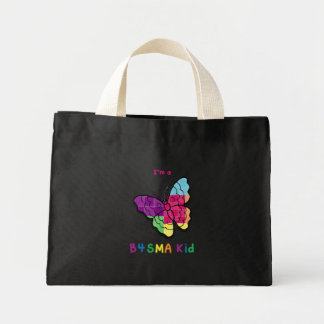 B4SMA Kid - Butterfly Mini Tote Bag