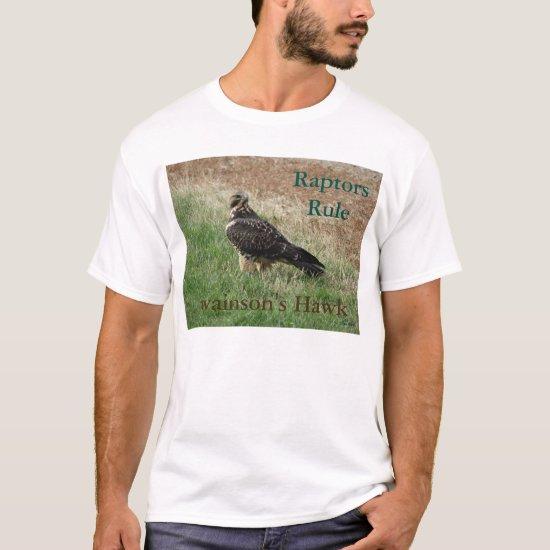 B52 Swainson's Hawk T-Shirt