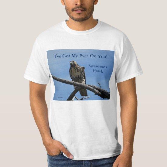 B54 Swainson's Hawk T-Shirt