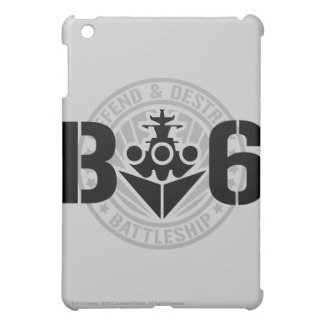 B6 Defend & Destroy Cover For The iPad Mini
