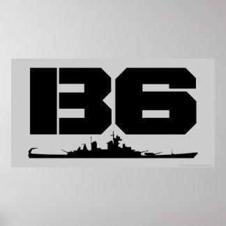B6 PÓSTER