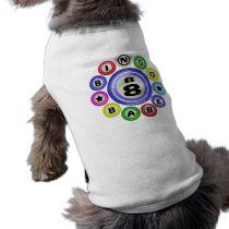 B8 Bingo Babe Dog T Shirt