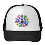 B8 Bingo Babe Mesh Hats