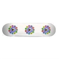 B8 Bingo Babe Skateboard Decks