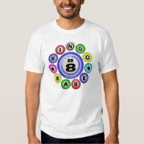 B8 Bingo Babe Tee Shirt