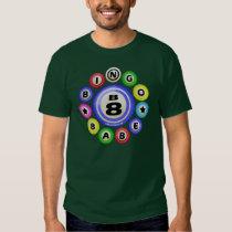 B8 Bingo Babe Tshirts