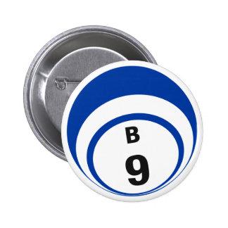 B9 Bingo Ball button