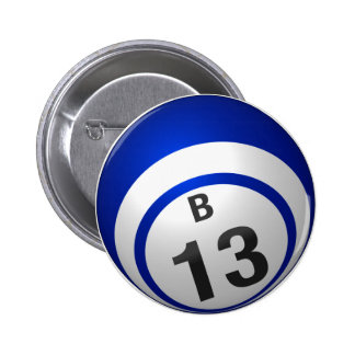 B 13 bingo button