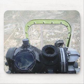 B-17 Bombardier Seat Mousepad