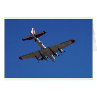 B-17 CARD