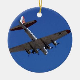 B-17 CERAMIC ORNAMENT
