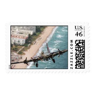 B-17 del sello de la costa de la Florida