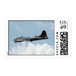 B-17 ESTAMPILLAS